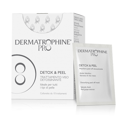 detox and peel product